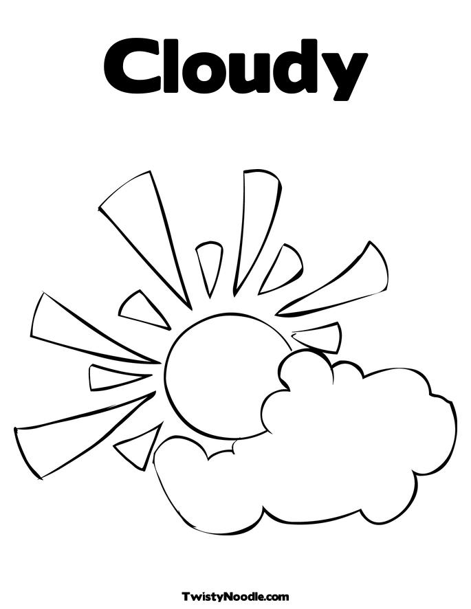 cloudbabies coloring pages for kids - photo#30