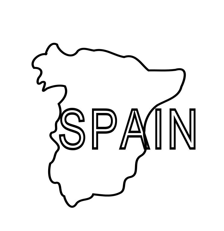 spain coloring pages for kids - photo#19