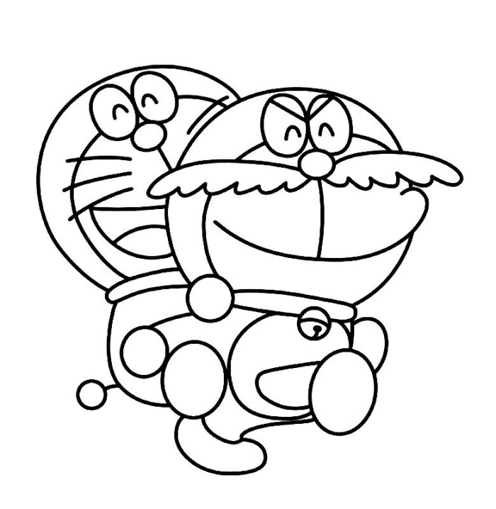uk mustache Colouring Pages (page 3)