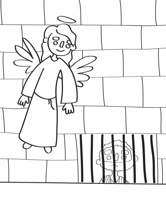 sky bible school coloring pages - photo#47