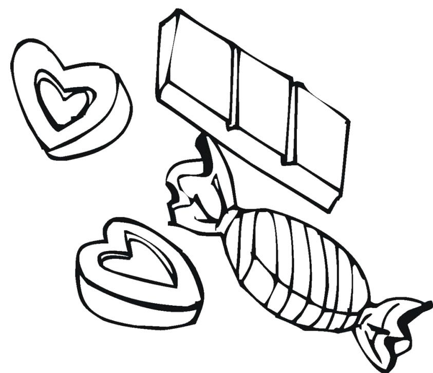 Cute candy corn sheets coloring pages for Candy corn coloring pages
