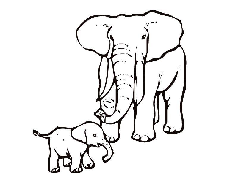 elmer elephant coloring page - elmer the elephant coloring page az coloring pages