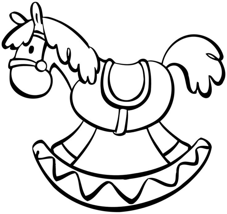Simple animal shapes coloring home for Simple coloring pages for children