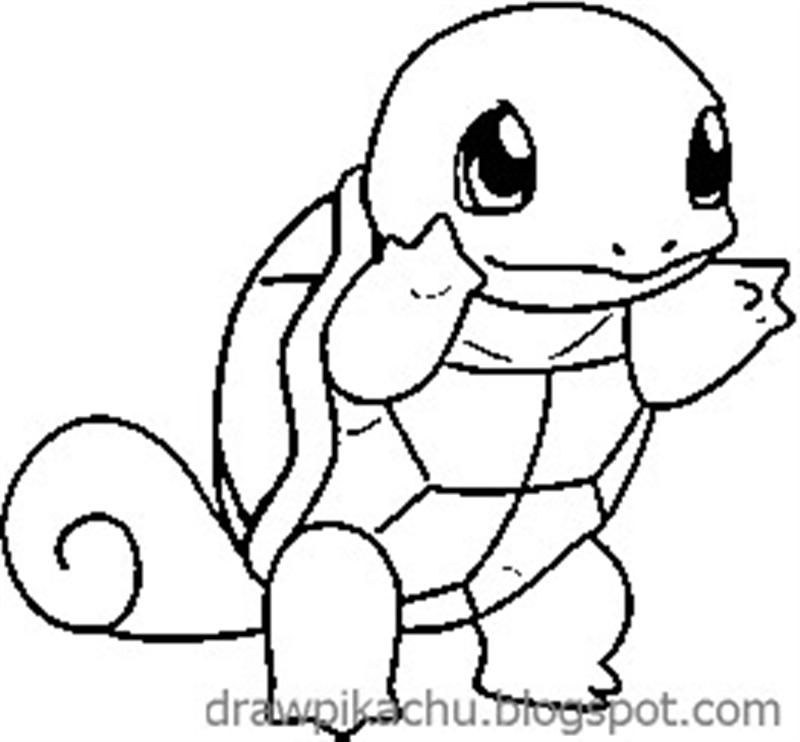 Cute Pokemon Coloring Pages Coloring Home