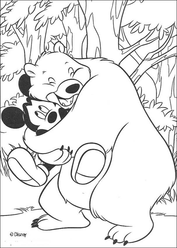 Mickey mouse clubhouse coloring pages free az coloring pages for Mickey clubhouse coloring pages