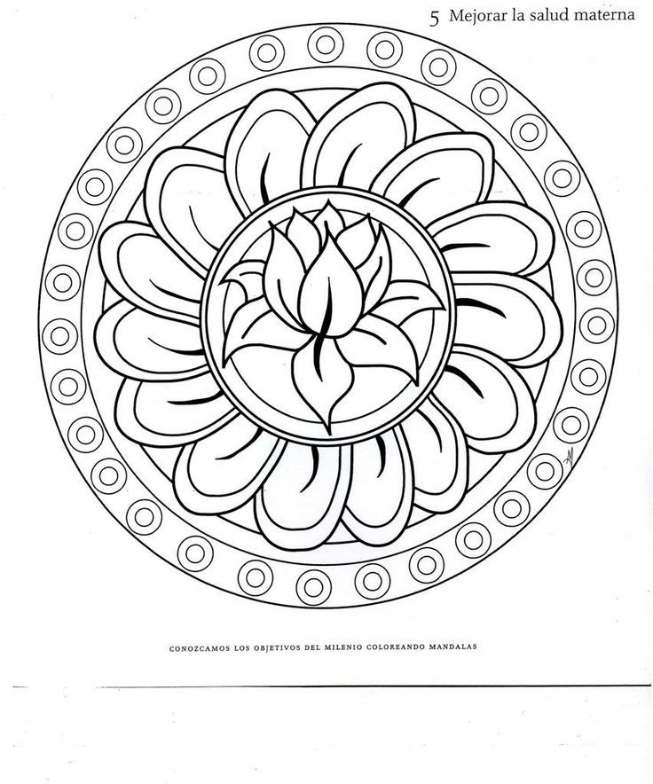 Mosaic Patterns Coloring Pages Home