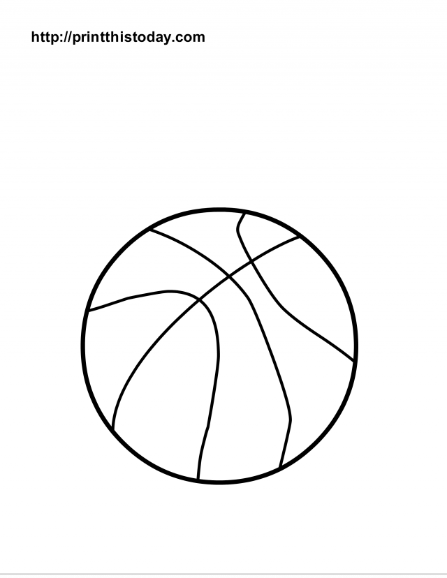basketball printable az coloring pages