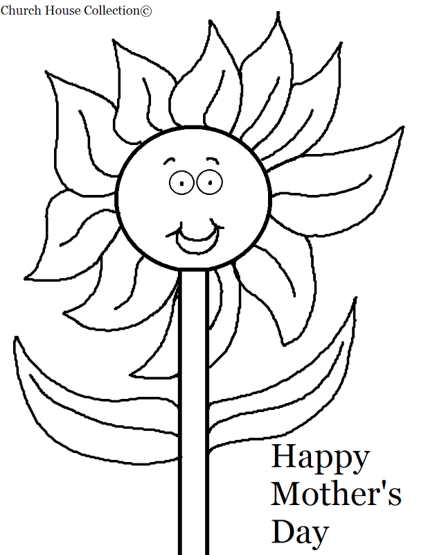 Happy Valentines Day Mom Coloring Page - Viewing Gallery