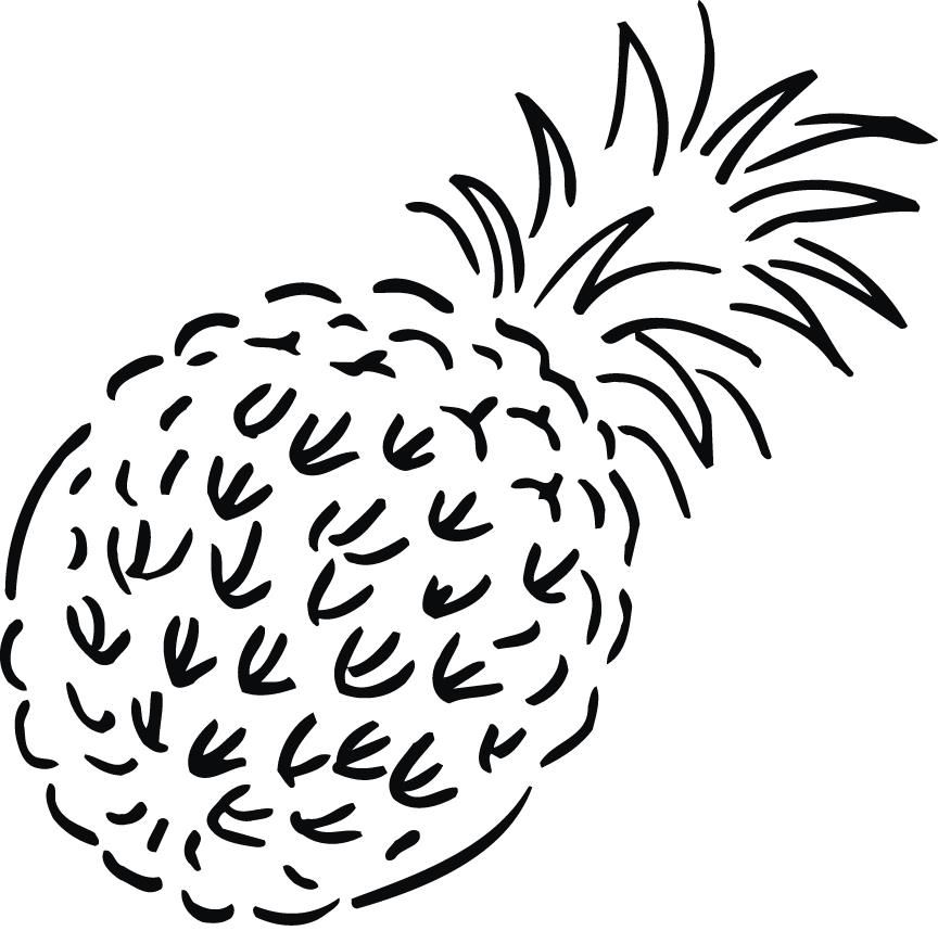 This is an image of Dramatic Coloring Pages Of People With Fruit Background