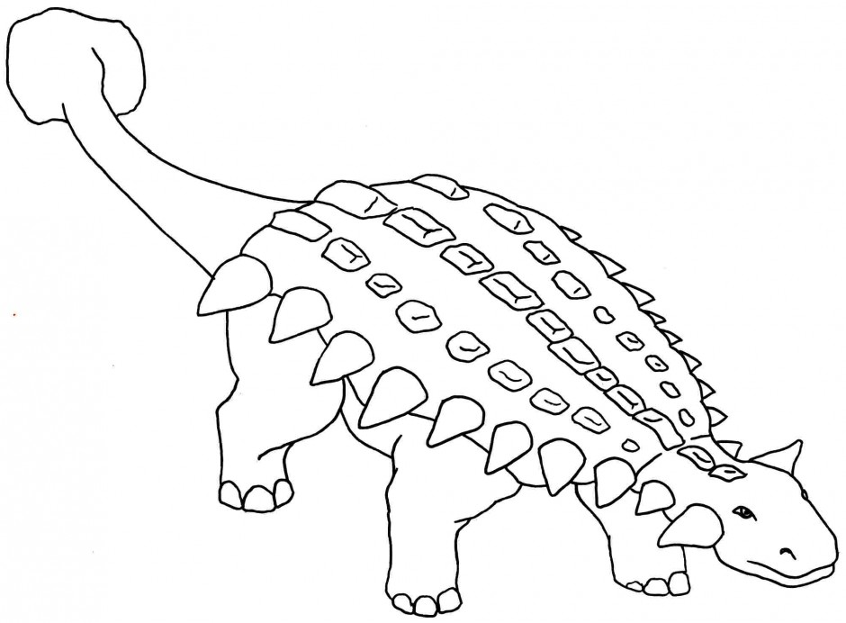 t rex coloring pages for preschoolers - photo #6