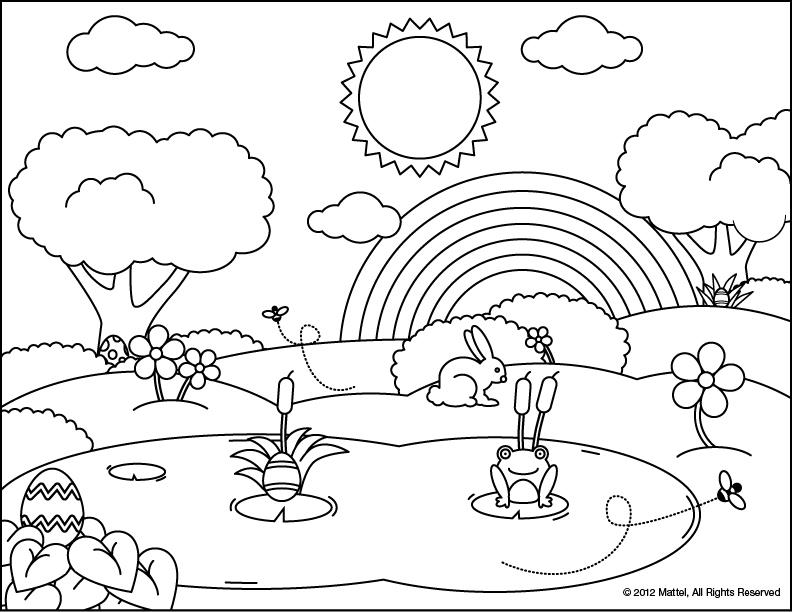 Fisher Price Coloring Pages Free - Coloring Home