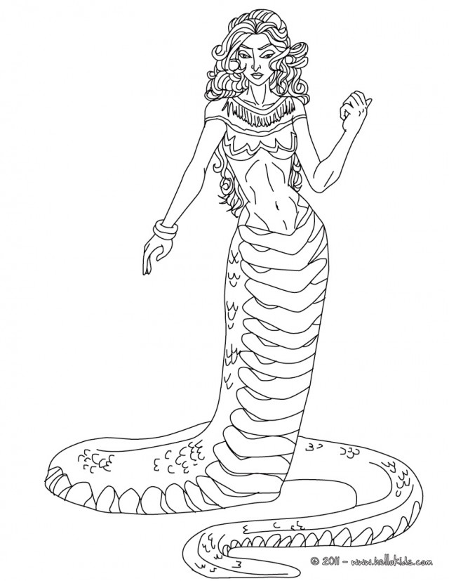 Greek gods and goddesses coloring pages az coloring pages for Medusa coloring pages