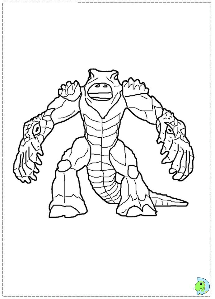 Hornswoggle Coloring Pages Az Coloring Pages Gormiti Coloring Pages