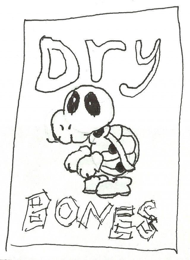 a bone from a dry sea pdf