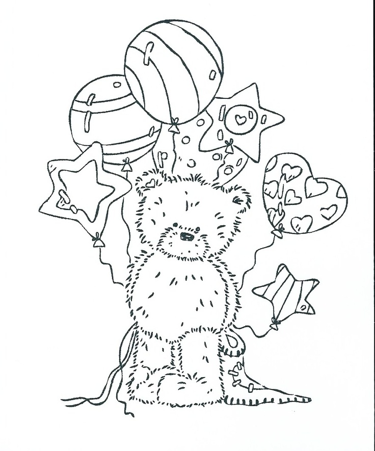 Free Coloring Pages Of Tatty Teddy Me To You Me To You Colouring Pages