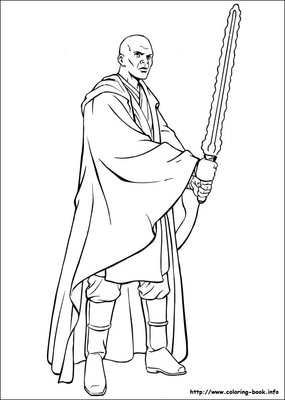 Star Wars Coloring Pages On Coloring Book
