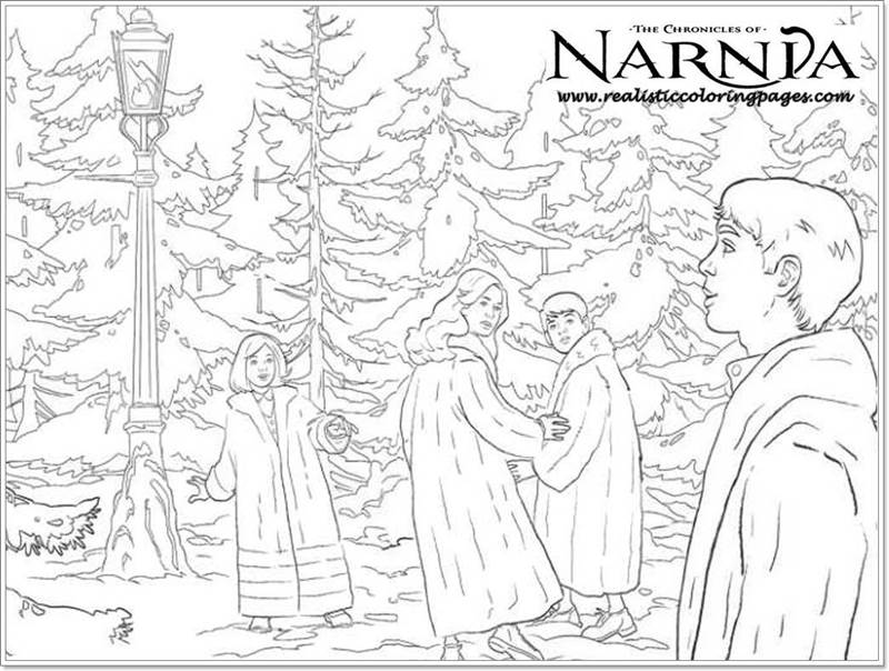 chronicle of narnia coloring pages | Of Narnia Colouring Pages Sketch Coloring Page