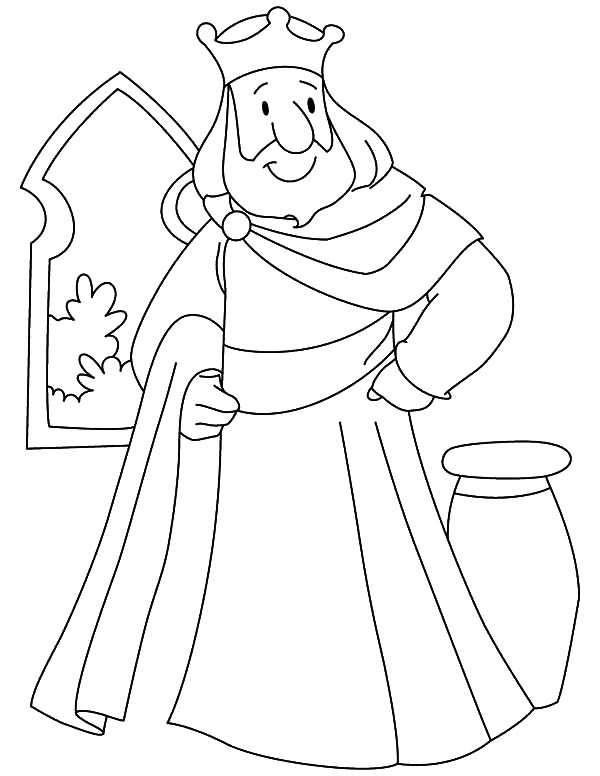 King Solomon Coloring Pages - Coloring Home