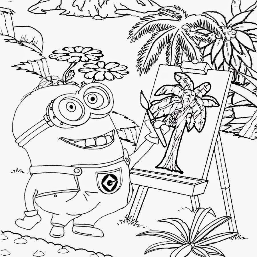 funny coloring pages for kids online | Fun To Draw Coloring Pages - Coloring Home