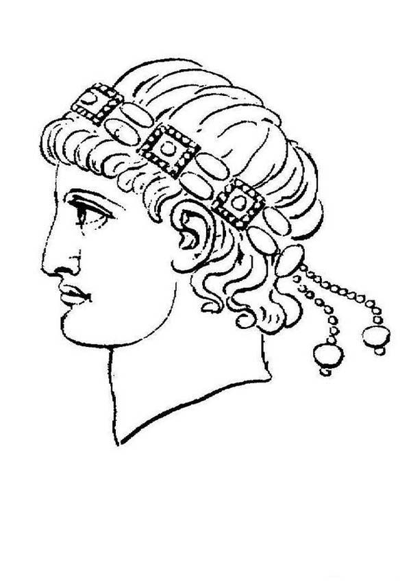 Julius Caesar Coloring Pages Free - High Quality Coloring Pages