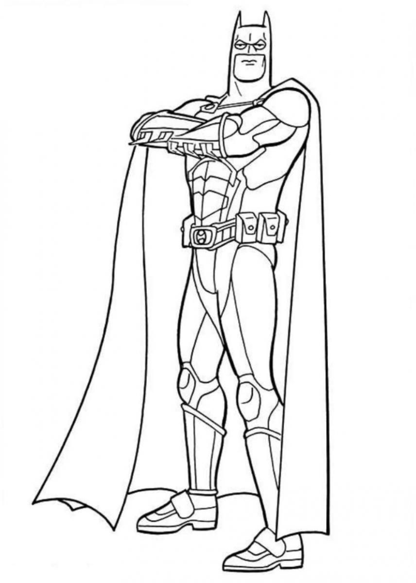 Batman Coloring Pages Riddler