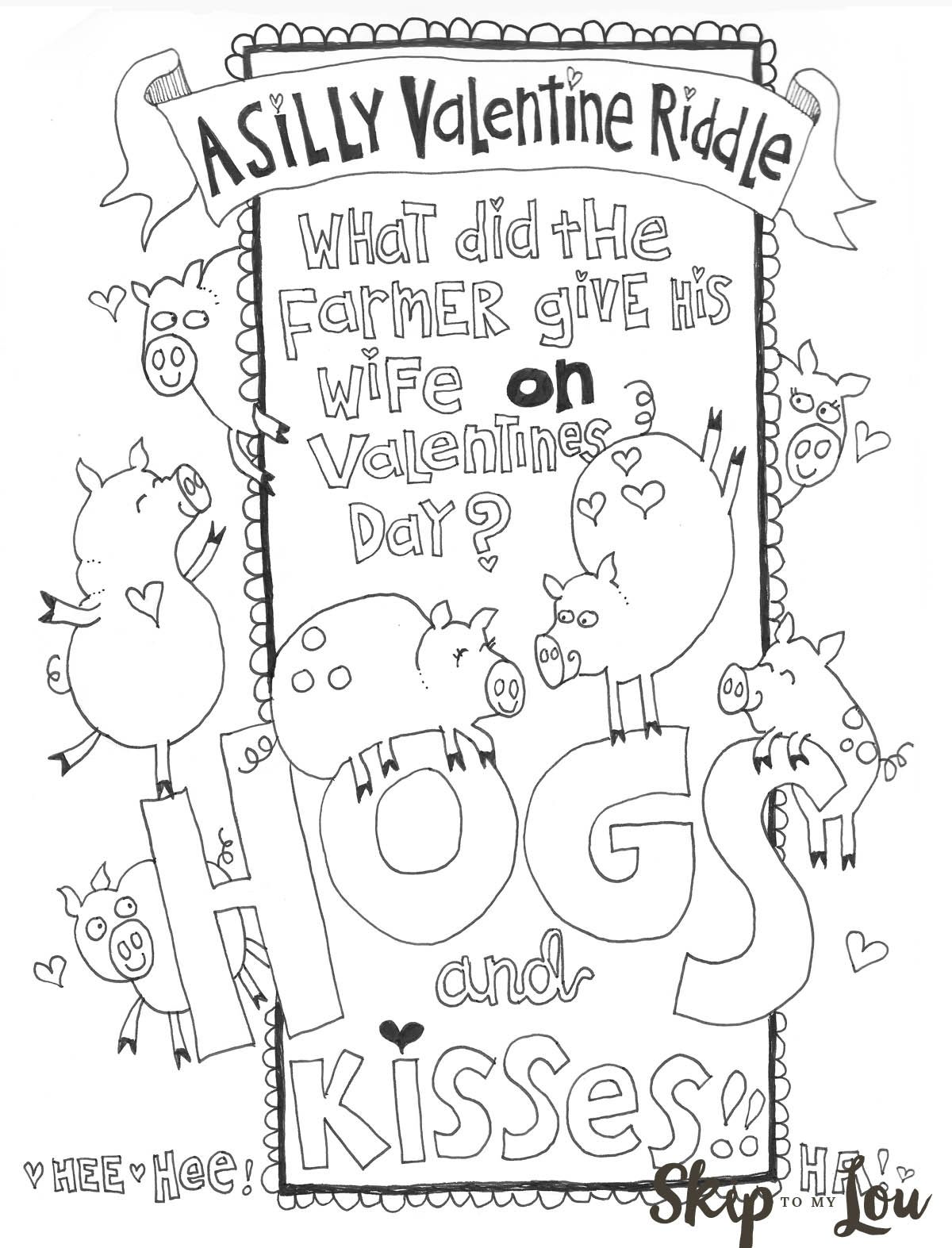 deery lou coloring pages - photo#15