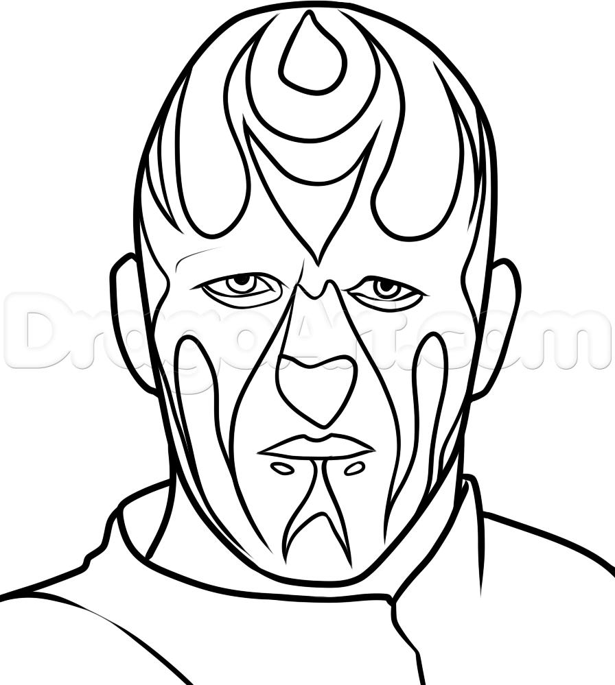 100 Coloring Download Rey Mysterio Coloring Tornado Cara And Mysterio Coloring Pages
