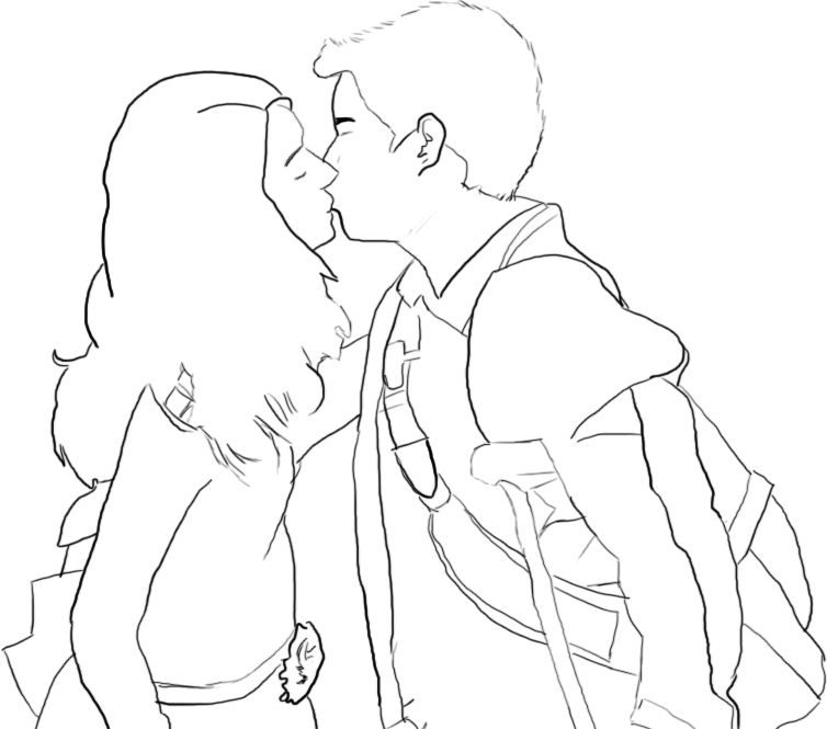 Icarly coloring pages ~ Icarly Coloring Pages Free - Coloring Home