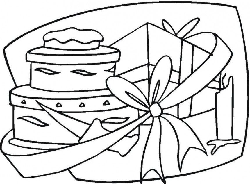 Happy Birthday Mom Coloring Pages With Roses Images & Pictures - Becuo