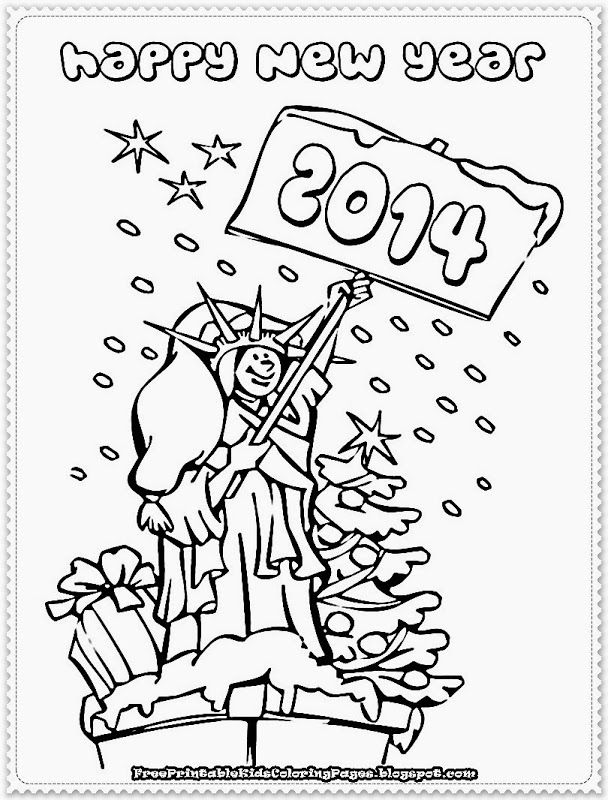 the best years coloring pages - photo#10