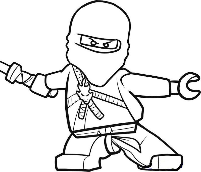 Green Ninjago Coloring Pages Lego Ninjago Coloring Pages