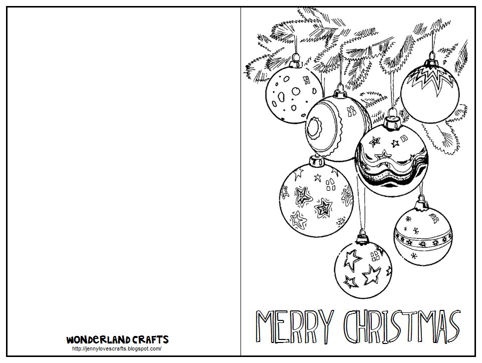 Christmas Card Template For Kids Christmas Card Templates For