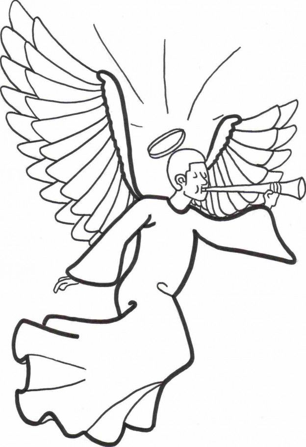 Angel wings coloring pages coloring home for Coloring pages of wings