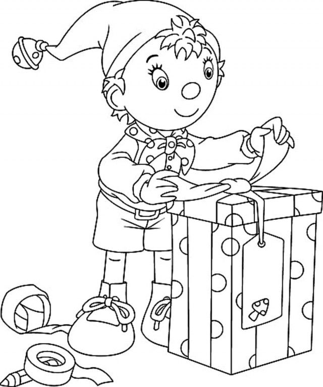 Elf Coloring Pages Pdf : Print elf christmas coloring pages inspiration