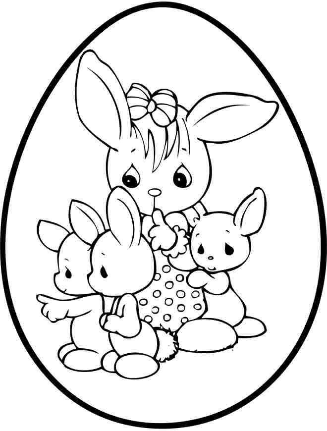 Coloring pages easter egg printable for girls boys for Easter coloring pages for boys