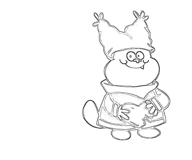 chowder coloring pages - photo#13