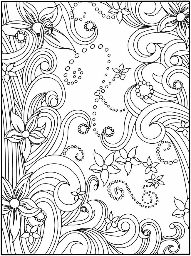 free dover coloring pages - photo#6
