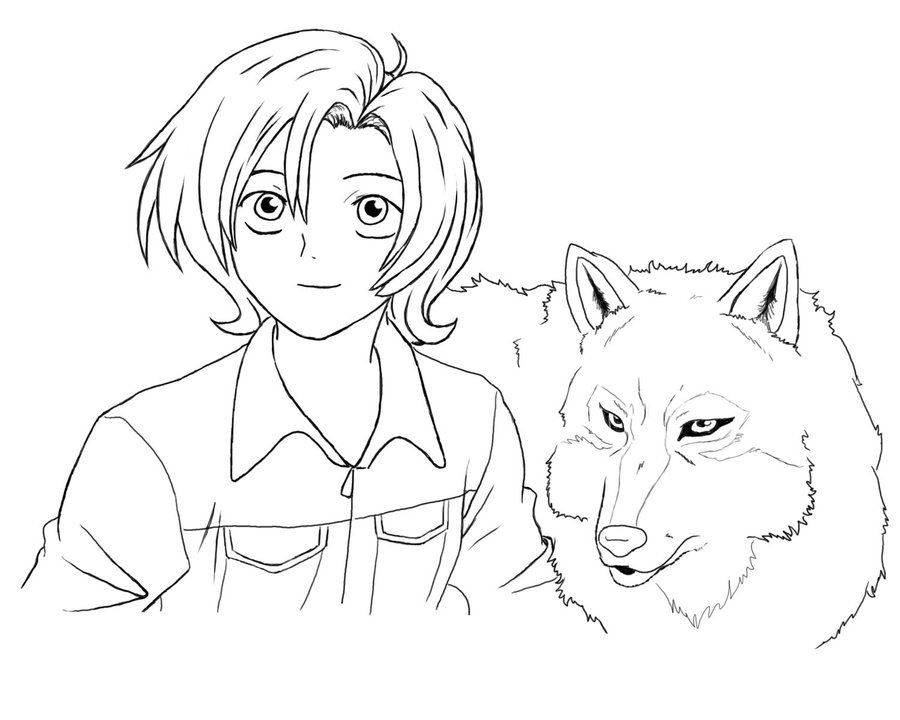 Wolf coloring pages to print coloring home for Peter and the wolf coloring pages free