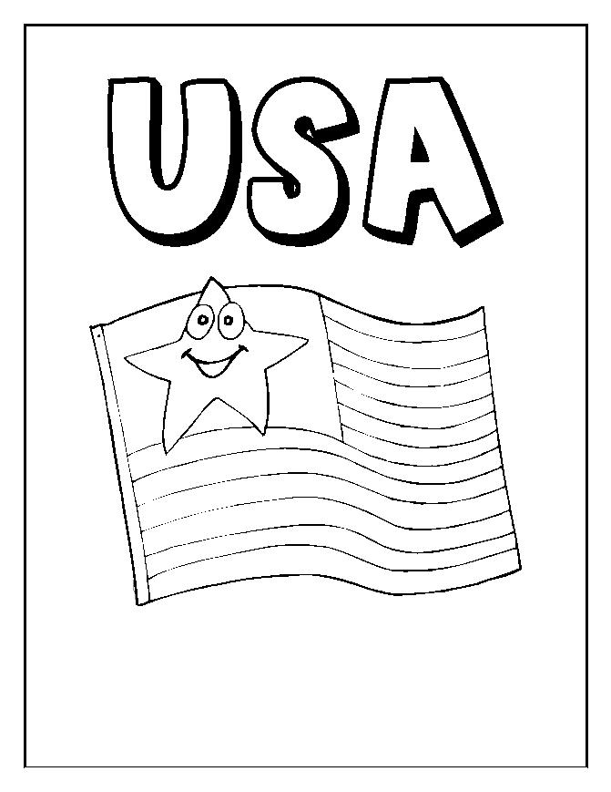 Fourth Of July Coloring Pages Az Coloring Pages Coloring Pages 4th Of July Printable