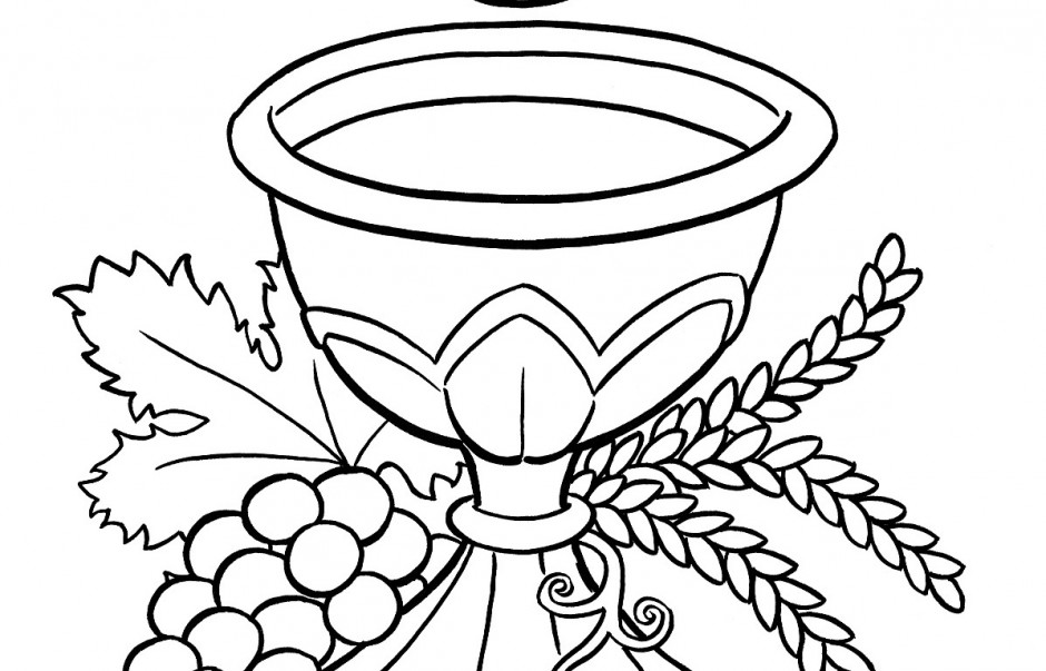 first reconciliation coloring pages - first holy communion coloring pages az coloring pages