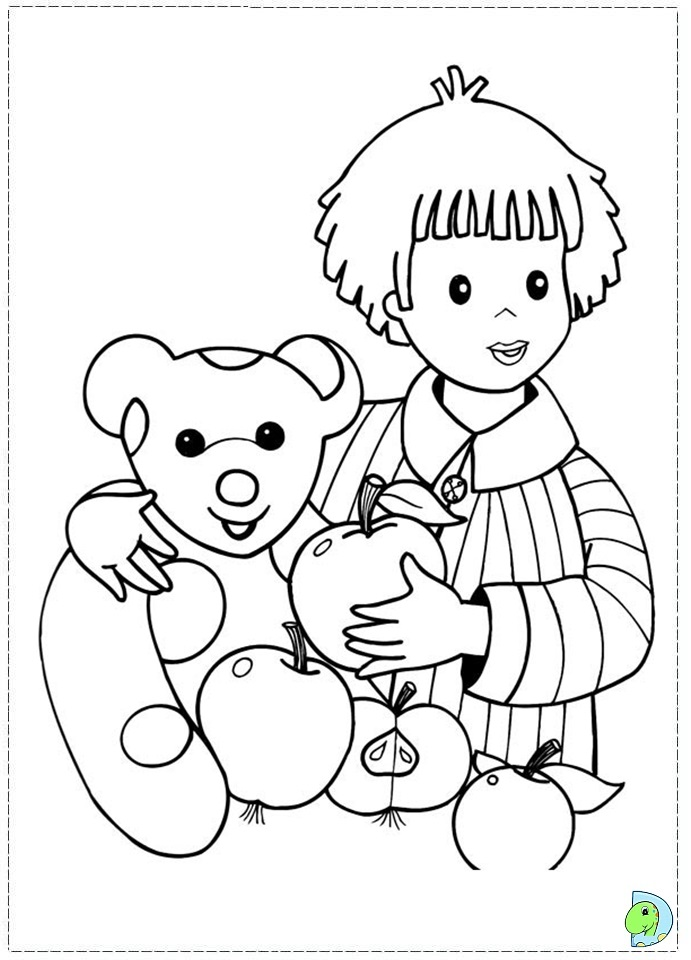 printable goodnight moon coloring pages - photo#19
