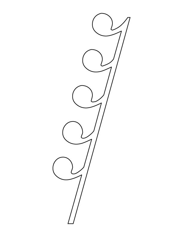Music Notes Coloring Pages | Free coloring pages