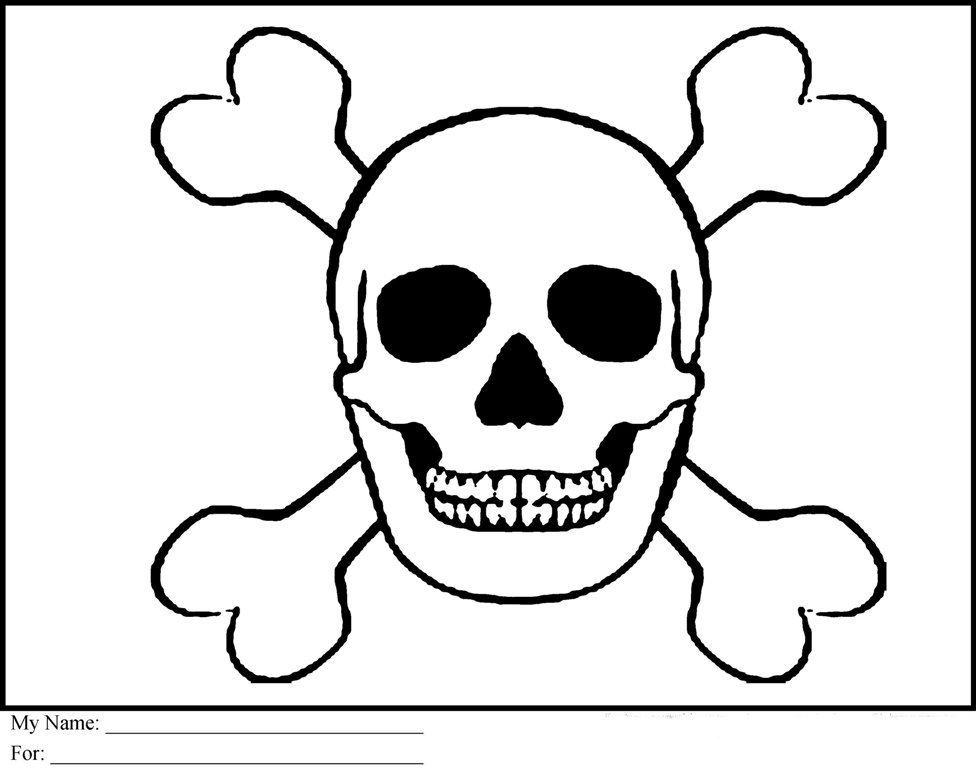 Hello Kitty Pirate Coloring Pages : Easy to draw hello kitty az coloring pages