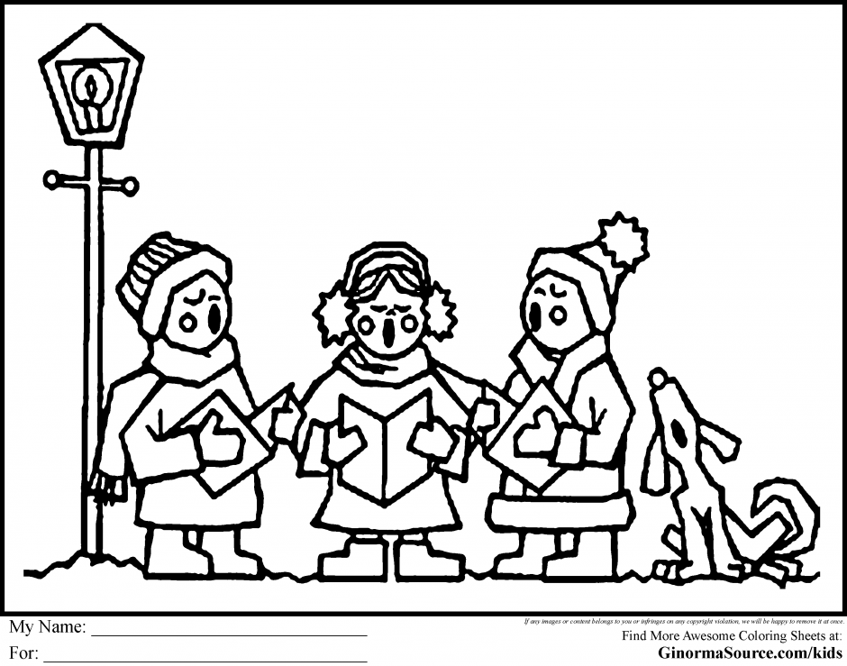 Nutcracker Coloring Pages For Kids Free Printable