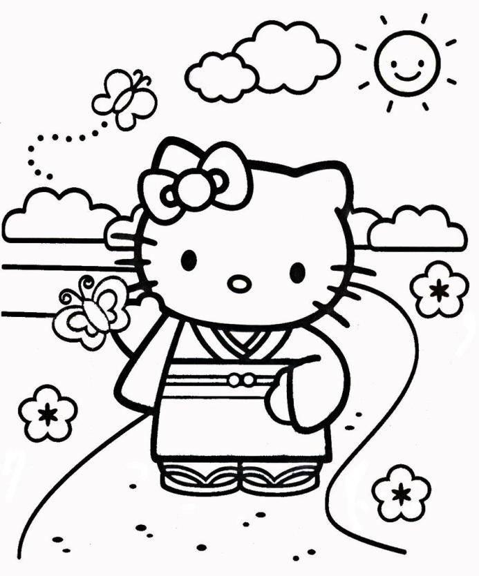 Hello Kitty P