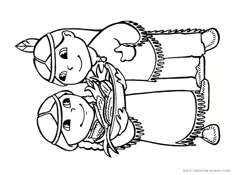 Christmas coloring pages best coloring pages free coloring for Free indian coloring pages