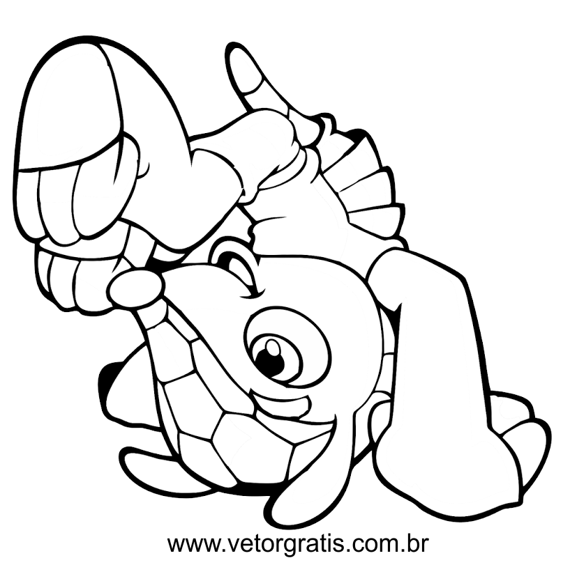 Wubb Girlz Coloring Pages Coloring Home