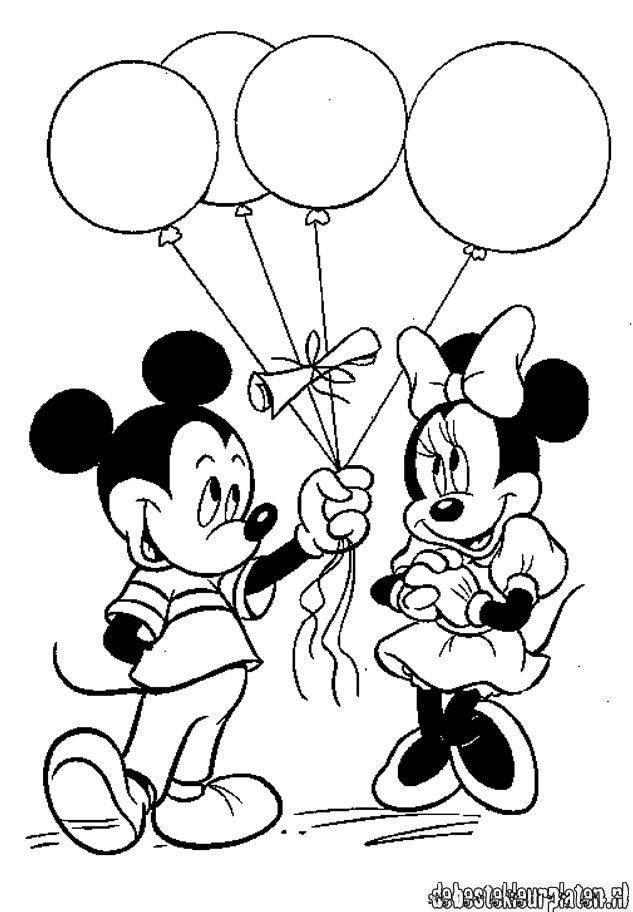 Mickey mouse and minnie mouse drawings az coloring pages for Mickey mouse coloring pages free printable