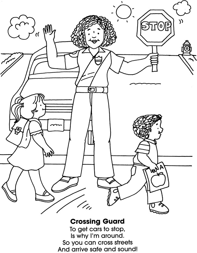 guard coloring pages - photo #50