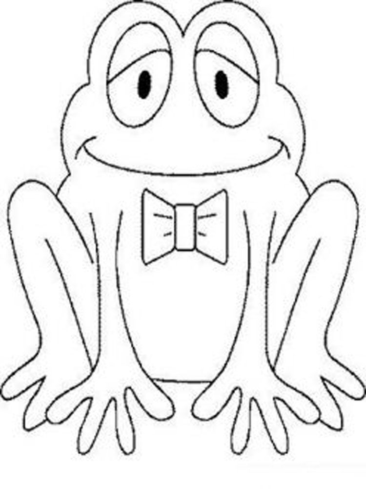 Animal coloring pages preschoolers coloring home for Coloring page for preschool